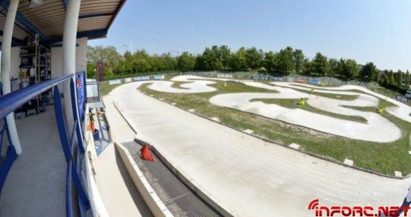Circuito de Reim en Francia
