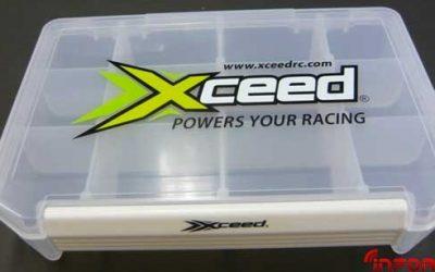 Caja de accesorios y pinzas Xceed