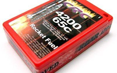 Mini pack LiPo CRC