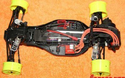 Nuevo buggy 2WD de TQ Racing