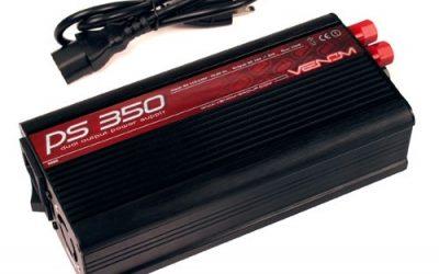 PS350, una fuente de calidad para tus cargadores