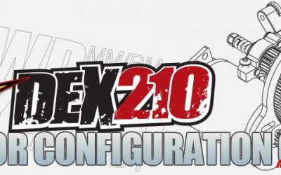 Guia de configuracion de motor para el DEX210
