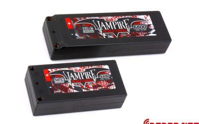 Nuevas LiPo Vampire