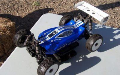 Nuevo buggy 1/8 electrico de Tekno RC