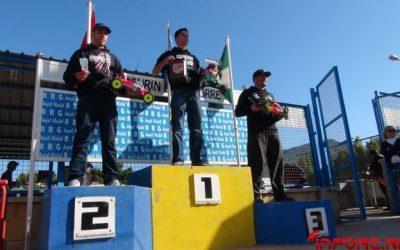Segunda de Malaga, primer Warm Up del A 2012