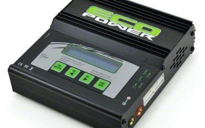 Cargadores EcoPower Electron