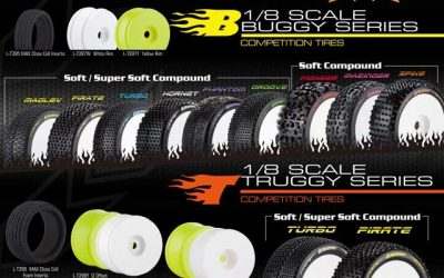 Gama de productos Louise RC para 2012