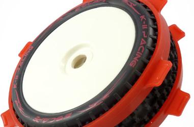 Bandas para pegar ruedas de Answer RC