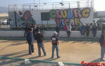 Cronica, Segunda prueba de Almeria en Vicar RC