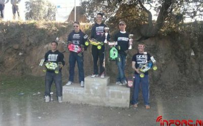 Resultados finales del Andaluz en Cerro Muriano 2012