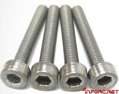 Tornilleria de titanio KM Racing