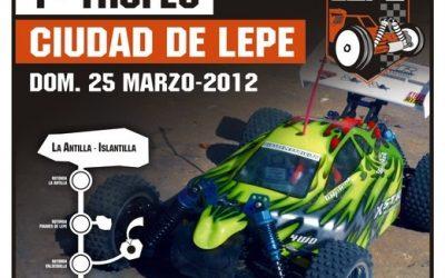 Primera Carrera del Trofeo Local de Lepe (Huelva)