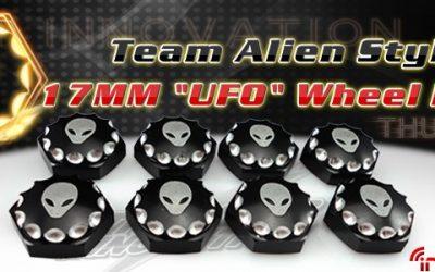 Tuercas de rueda Team Alien