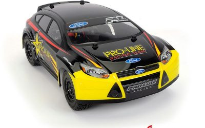 Proline Ford Focus ST 2012 para Traxxas Slash y Losi SCTE
