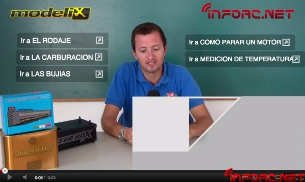 Video-modelix-menu
