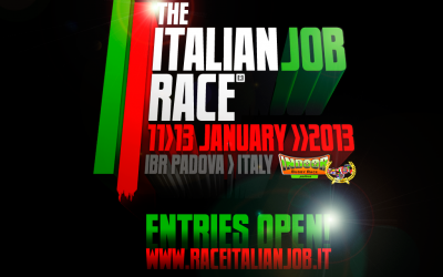 The Italian Job 2013, inscripciones ya abiertas