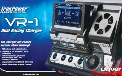 TrakPower VR-1, un cargador para competir