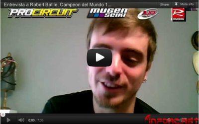 Entrevista a Robert Batlle, Campeon del Mundo 2012 en 1/8 Offroad
