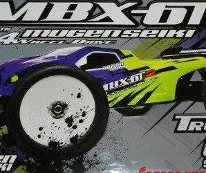 Montando un Mugen MBX6-T con Guillermo Brandt