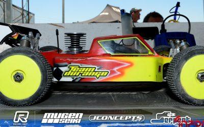 Team Durango DNX 408 de Joern Neuman, novedades por todas partes