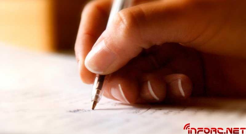 Como escribir una cronica