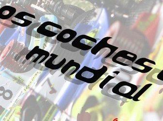 Los coches del Mundial de Argentina 2012