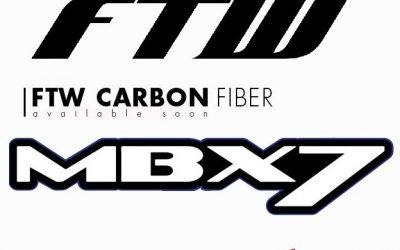 Mugen MBX7, piezas opcionales de FTW