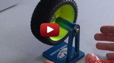 Cómo equilibrar una rueda de coche radiocontrol, video