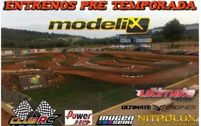 Jornada de puertas abiertas con Modelix Racing en La Nucia
