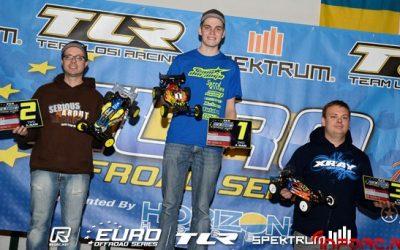 Jorn Neumann gana la tercera prueba de la Euro Offroad Series