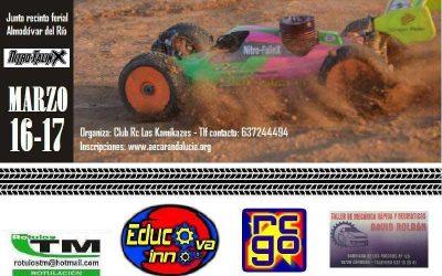 Este fin de semana, Campeonato de Andalucia en Almodovar del Río, Córdoba