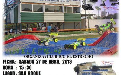 Pistoletazo de salida al comarcal del club El Estrecho 2013