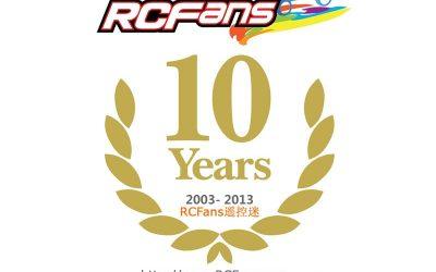 10 Aniversario de RCFans