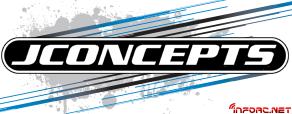 Carrocería JConcepts Finnisher para Xray XB4