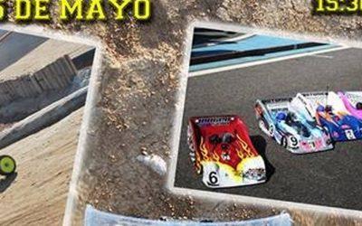 Sábado 25 de Mayo, exhibición del Club Pical en el centro de Valladolid