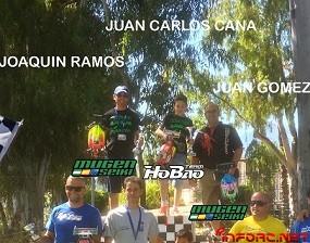 Crónica de la 3ª Prueba de Andalucia 1/8 TT-E 2013, Club R/C Costa de Marbella (Málaga)
