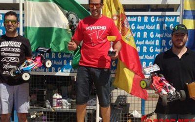 Resultados de la quinta prueba del Campeonato Provincial de Málaga