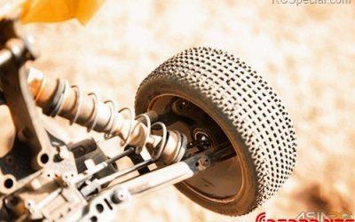 Fotos del nuevo lanzamiento de Soar Seiki, un buggy 1/8 nitro...