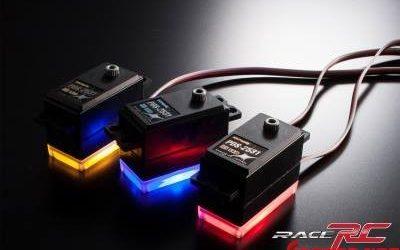 Servos KO Propo PDS-2531, un toque de color para tu coche radiocontrol