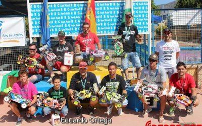 Eduardo Ortega, piloto de INTECH, 9º en el Campeonato de Andalucía
