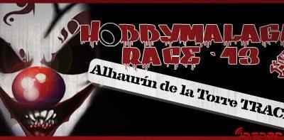 Hoy se cierran las inscripciones de la Hobbymalaga 2013, Warm Up del Andaluz