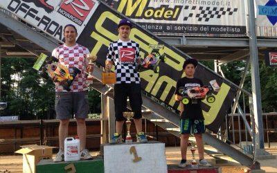 Robert Batlle gana el Trofeo Novarossi 2013
