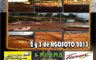 Copa de España 1/8 TT Gas en Antas, Almería