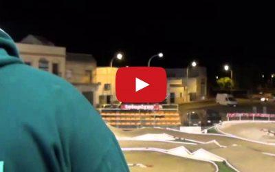 Video: Nuevo trazado de Lebrija comentado por Edu Ameijide