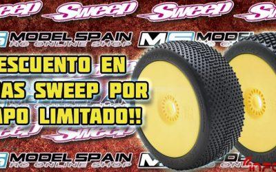 Promoción de ModelSpain y Sweep Racing