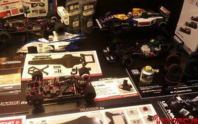 Algunas imágenes del Tokyo Hobby Show 2013
