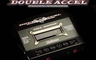 Nuevo cargador Cell Master Double Accel de Muchmore Racing