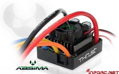 Nuevo variador Absima Thrust A8-6S 160A