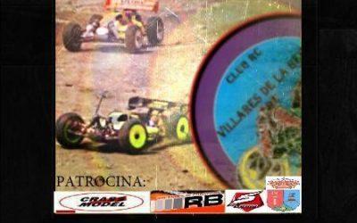 Inauguración del circuito 1/8 tt Villares, Salamanca. 29 de Septiembre