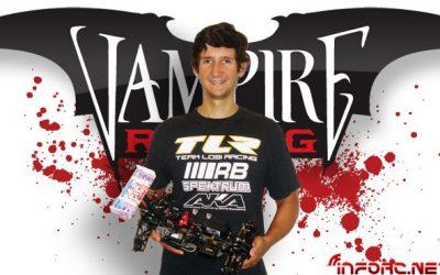 Miguel Matias se une al equipo de Vampire Racing